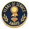 Click this Image to visit the Years of Service Lapel Pins category.