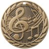 Music FE Iron Medal Music Trophy Awards