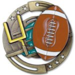 Enamel Football Enamel Medal Awards