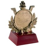 Victory 2 Insert Holder Resin Mini-Series Resin Trophy Awards