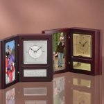 Photo Frame & Clock Photo Gift Items