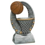 Basketball RG Resin Trophy Awards