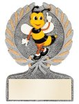 Spelling Bee Multi Color Sport Resin Figure Scholastic Resin Awards