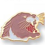 Cougar Lapel Pin Scolastic Lapel Pin Awards