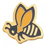 Bee Lapel Pin Scolastic Lapel Pin Awards