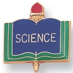 Science Lapel Pin Scolastic Lapel Pin Awards