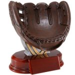 Softball Holder Resin Softball Trophy Awards