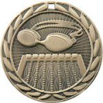 Swim FE Iron Medal Swimming Trophy Awards