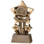 Track Star Resin Track Trophy Awards