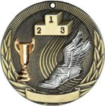 Track Tri-Colored Medal Awards