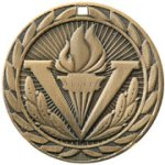 Victory FE Iron Medal Victory Trophy Awards
