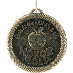 A/B Honor Roll (Apple) VM Medal Awards