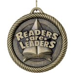 Readers Are Leaders VM Series Medal Awards
