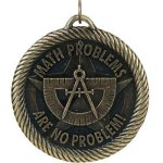 Math (No Problem) VM Series Medal Awards