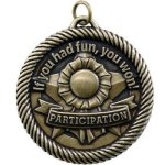 If You Had Fun You VM Series Medal Awards
